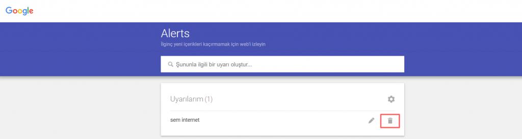 Google Alerts Nasıl Çalışır?